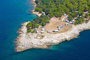 Standard A – zone sea - Kamp Arena Stoja
