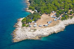 Standard A – zone sea - Camping Arena Stoja