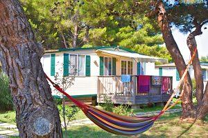 Camping Stupice stacaravans