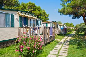 Stupice – sea view - Mobile Homes