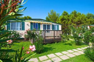 Stupice – two bedrooms - Mobile Homes