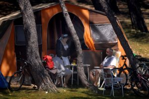 Standard A - Camping Arena Stupice