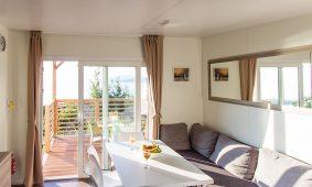 Mobile home Mediteran Comfort Family Seaview