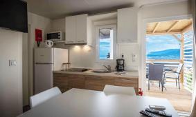 Mobile home Mediteran Standard Seaview