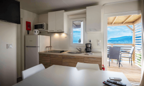 Mobilna kućica Mediteran Standard Seaview