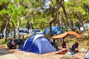 Standard C - Camping Arena Pomer
