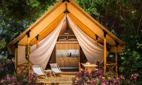Glamping Glamping tent