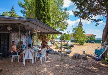 Camping on the island Lošinj | AdriaCamps