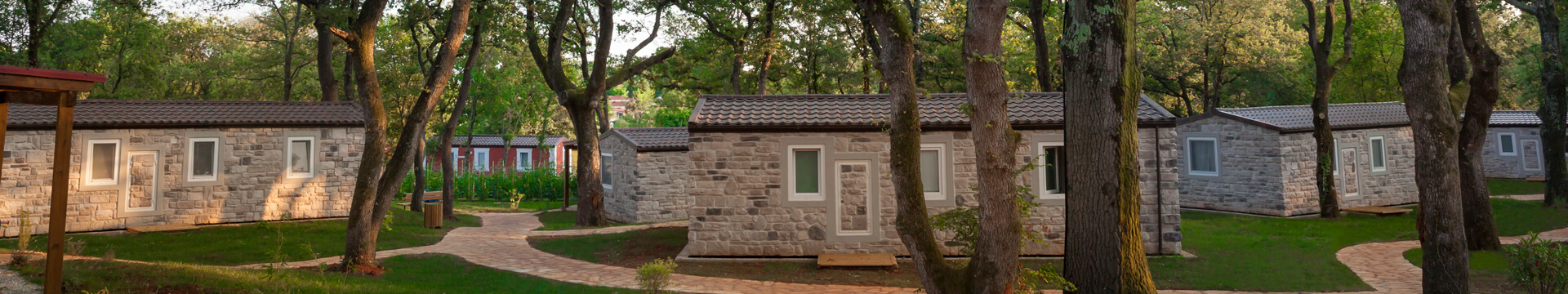 Pet friendly mobilne kućice | AdriaCamps