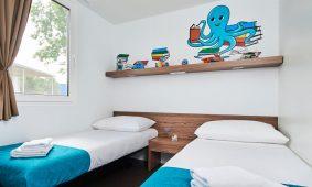 Aminess Park Mareda Mirami Obitelj Village Prestige djeca spavaca soba