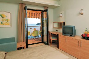 Superior twin room with extra bed - Appartementen