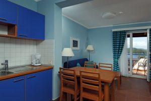 Apartment 4 - Campeggio Naturista Koversada