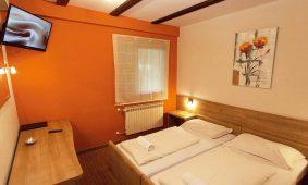 Standard double room - Kamp Turist Grabovac
