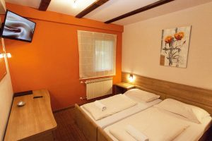 Standard double room - Plitvice Holiday Resort