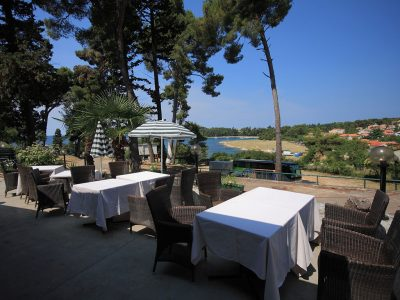 Campsite Porton Biondi restaurant |AdriaCamps