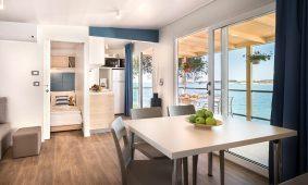 Kamp Resort Lanterna, Marbello Premium mobilna kucica, interijer | AdriaCamps