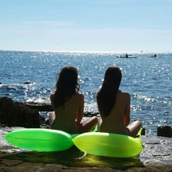 Naturist campsites in Croatia