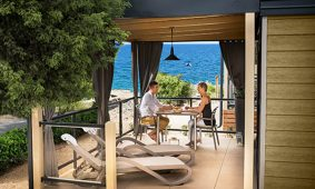 Lungomare Premium Romantic - Campingplatz Ježevac