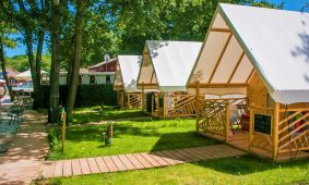 Kamp Polidor Glamping soba | AdriaCamps