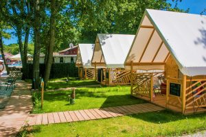 Glamping Room - Mobile Homes