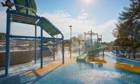 Kamp Vestar, novi Spray Park 2017 | AdriaCamps
