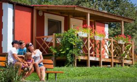 Mediterranean Prestige Village - Campingplatz Aminess Park Mareda