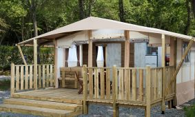 Camping-Polidor-Glamping-tent-exterior
