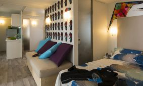 Camping-Polidor-Premium-mobile-homes-bedroom-interior