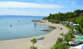 Camping-Stobrec-Split-beach