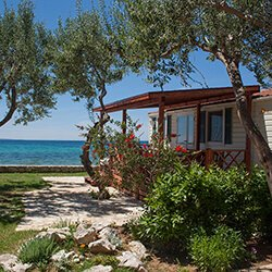 Mobile homes in Dalmatia