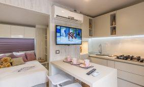 Mobilna kućica Mediteran Studio Comfort
