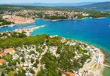 Campsites near towns in Croatia