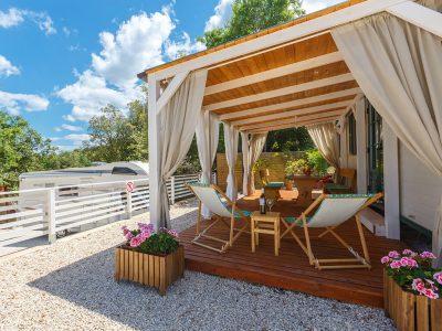 Campingplatz Tina Premium Mobilheime | AdriaCamps