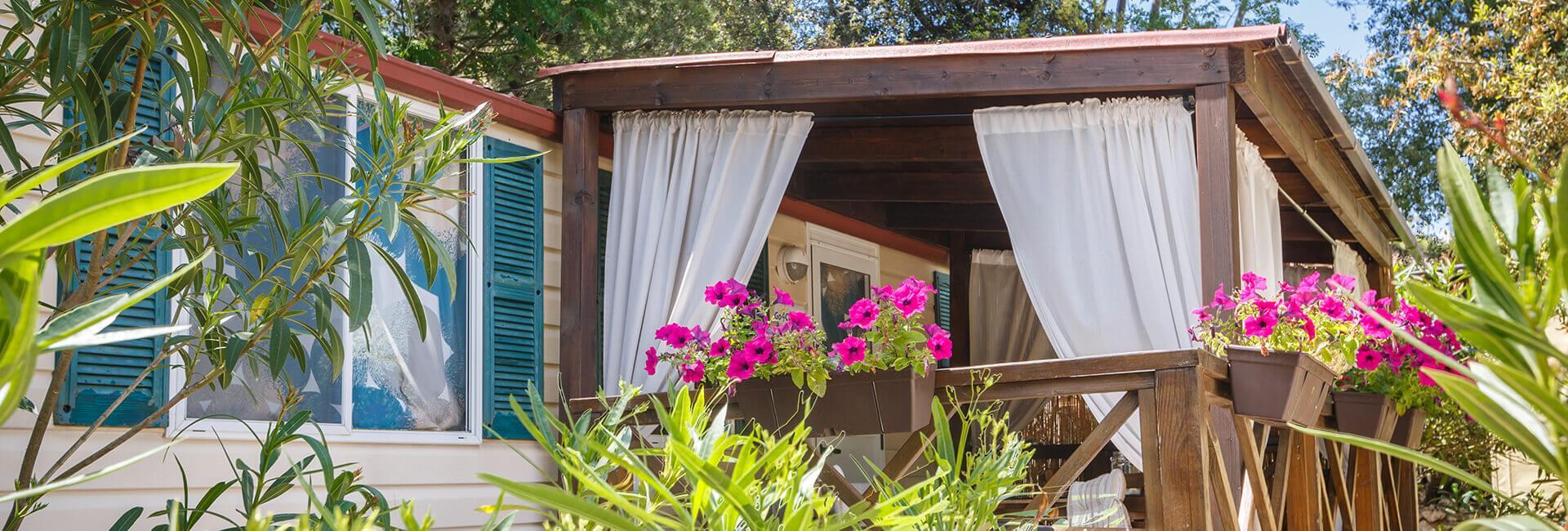Campingplatz Tina