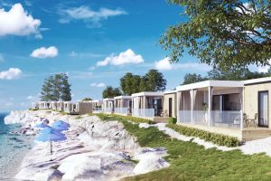 Amber Sea Luxury Village - Campsite Aminess Park Mareda