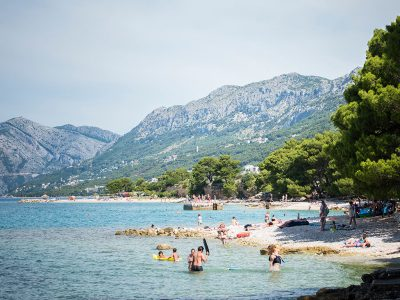 Campingplatz Basko Polje Strand | AdriaCamps