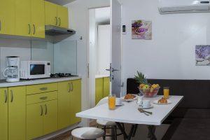 Case mobili di campeggio Perna Anya Premium | AdriaCamps