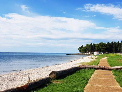 Campeggio Pineta beach | AdriaCamps