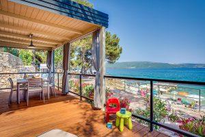 Lungomare Premium – spectacular view - Ježevac Premium Camping Resort
