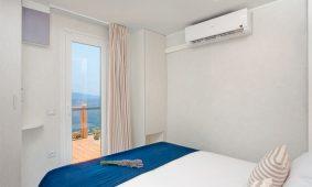 Kamp Marina Premium seaview mobilna spavaca soba | AdriaCamps