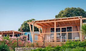 Kamp Marina Premium vanjski pokretni vanjski otvor | AdriaCamps