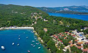 Kamp Marina s pogledom na more | AdriaCamps