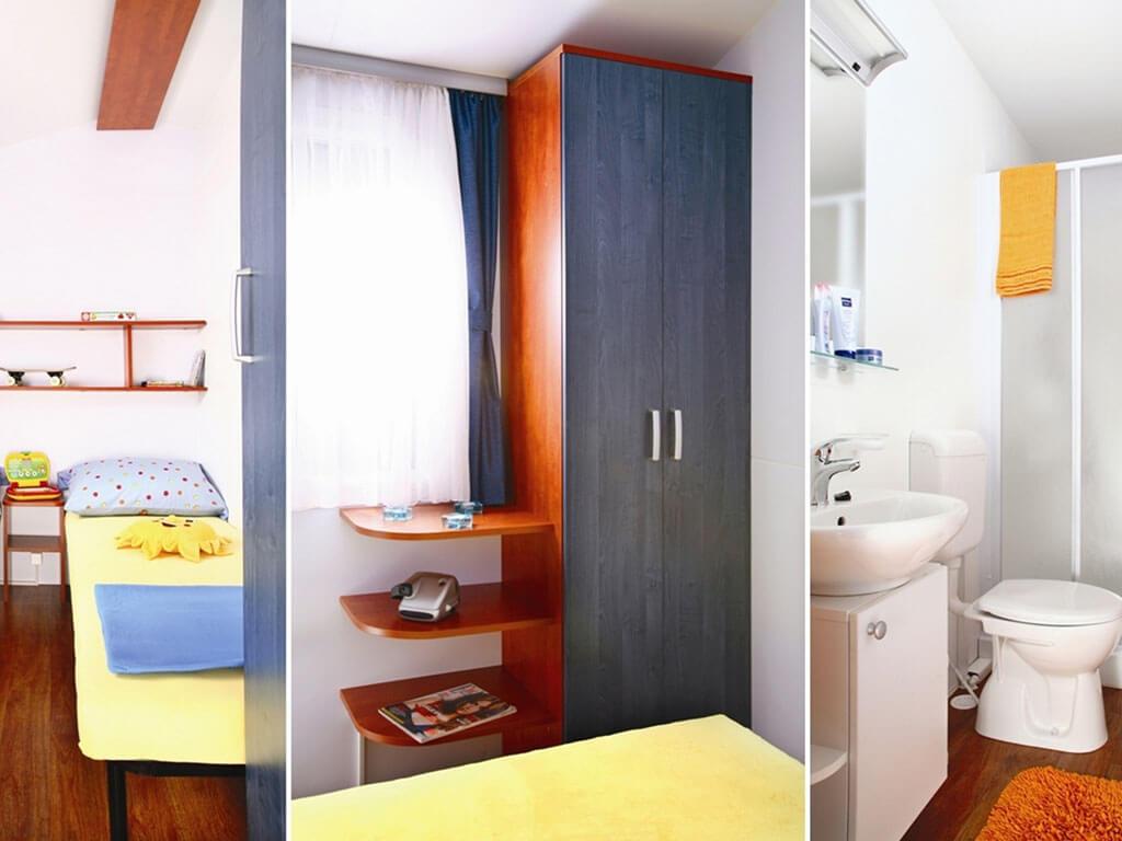 Campeggio ulika rovinj rovigno istria croazia adriacamps for Nuove case con suite suocera