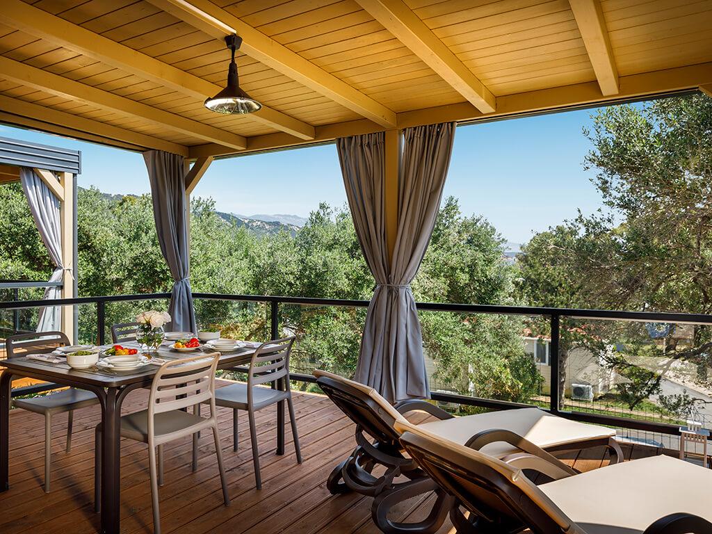 Case Mobili Stile Mediterraneo : Le 50 migliori case mobili nel quarnero adriacamps