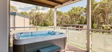 Luxury - Boutique kamp Santa Marina