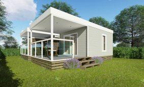 Mobilna kućica Premium Suite