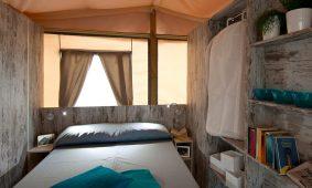 Kamp Santa Marina, Glamping sator - dvokrevetna soba | AdriaCamps