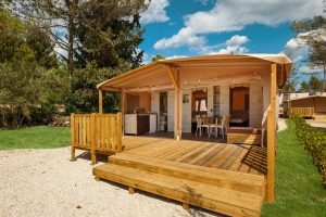 Glamping Tent - Mobile Homes