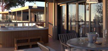 Luxury - Boutique kamp Santa Marina