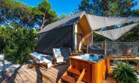 Glamping Adriatic Suite